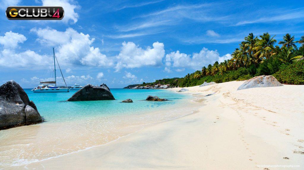 ชายหาดที่ดีที่สุดในหมู่เกาะบริติชเวอร์จิน