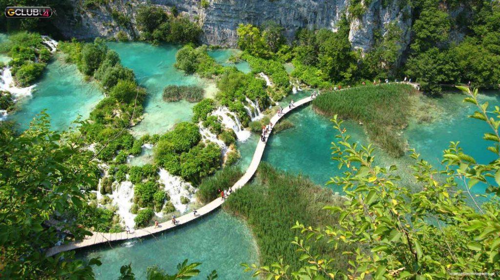 การเดินป่าในยุโรป