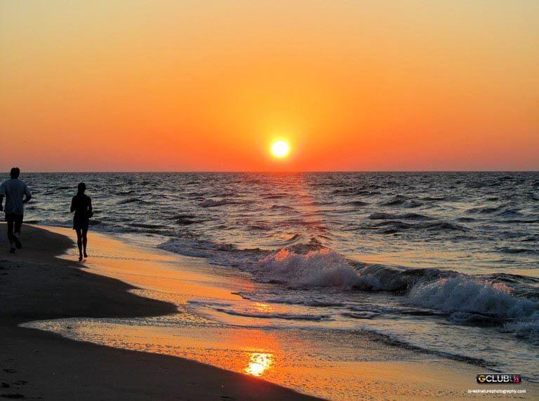 หมู่เกาะที่สวยงามในฟลอริดา