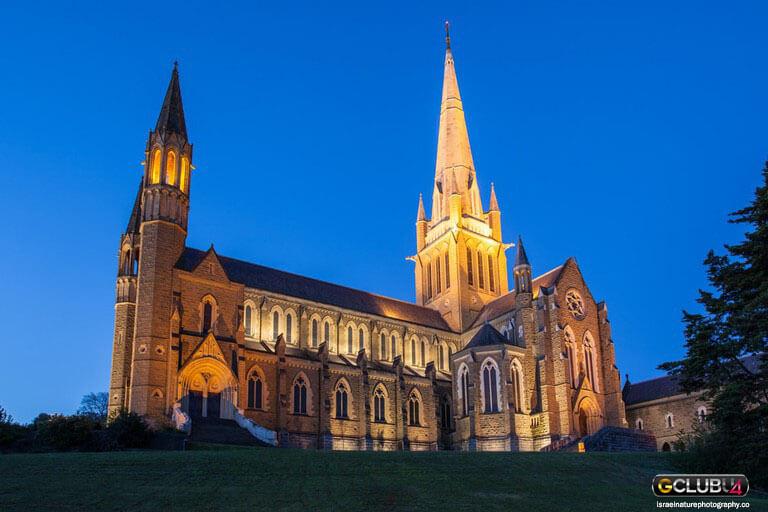โบสถ์และวิหารที่สวยที่สุดในวิกตอเรีย